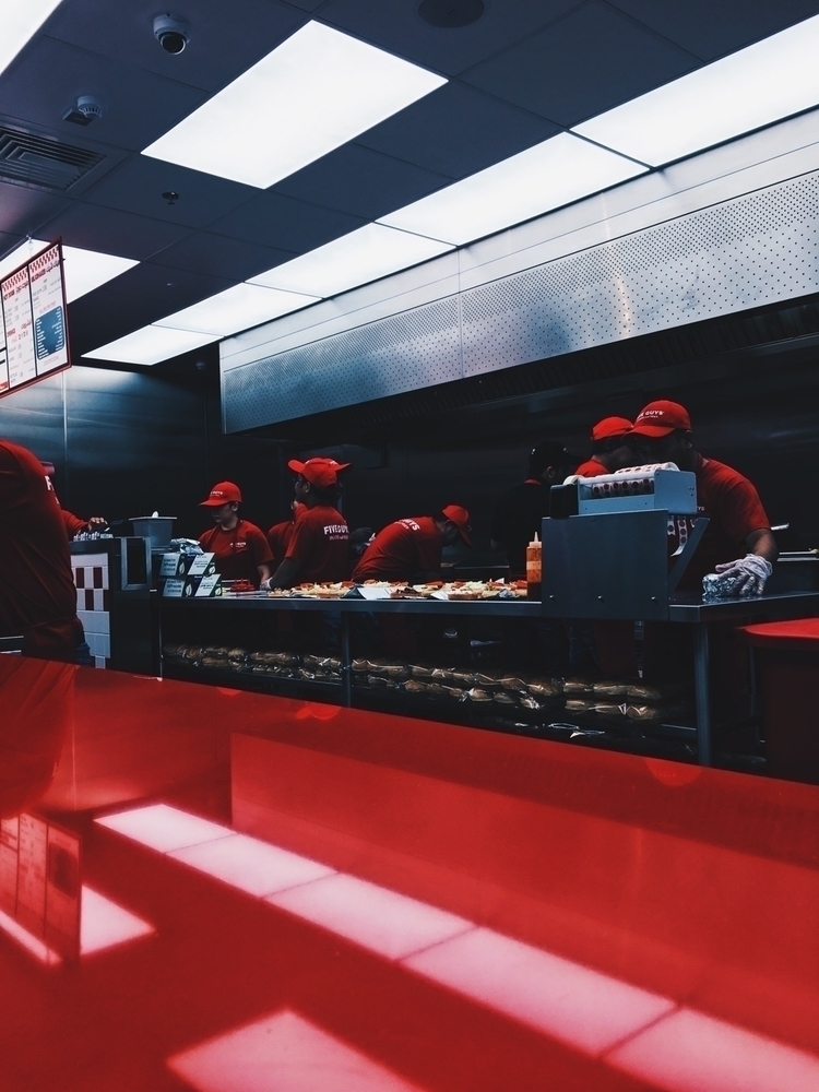 red, food, burgers, slave, iphone - jamesbringas | ello