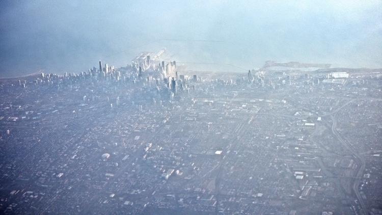 Chicago 20,000ft - chicago, upintheair - martinmoore | ello