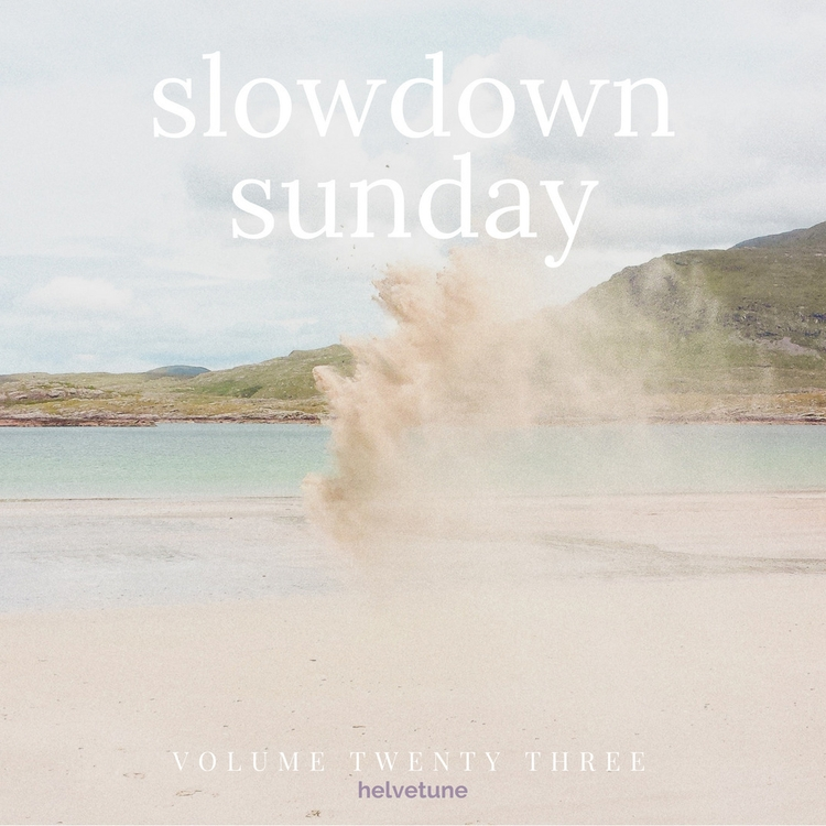 Slowdown Sunday Vol 23 click li - adachic | ello