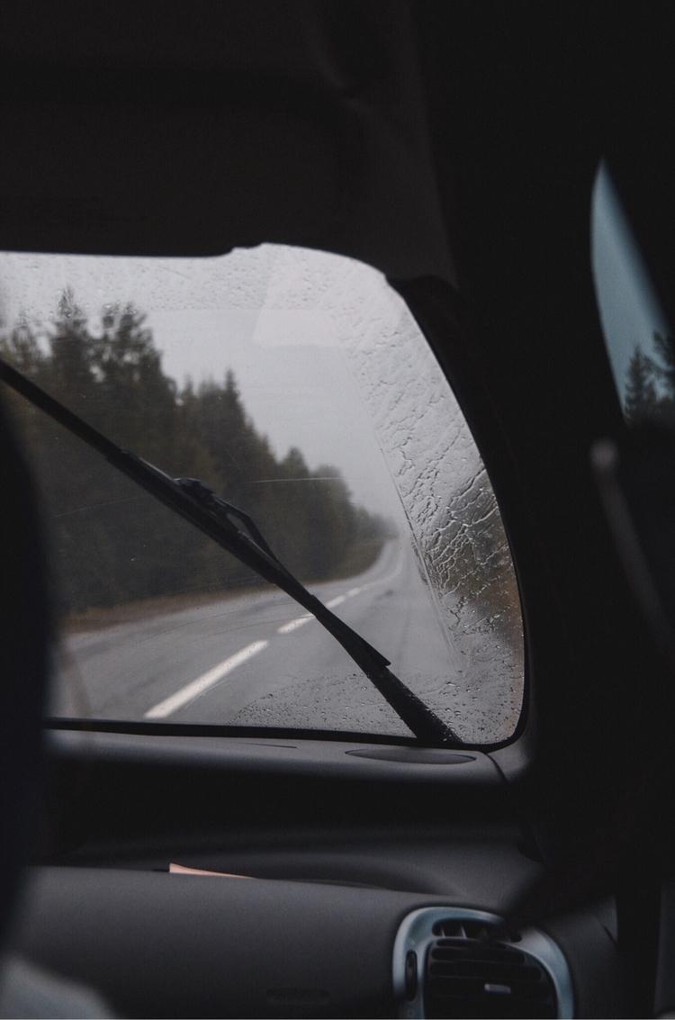 Rainy travels - photography, moody - fabianlundkvist | ello