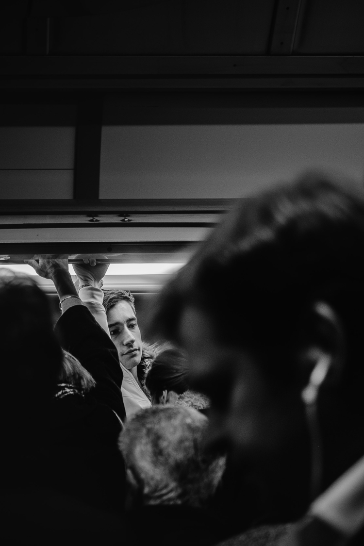 Underground, London  - street, london - heroesforsale | ello