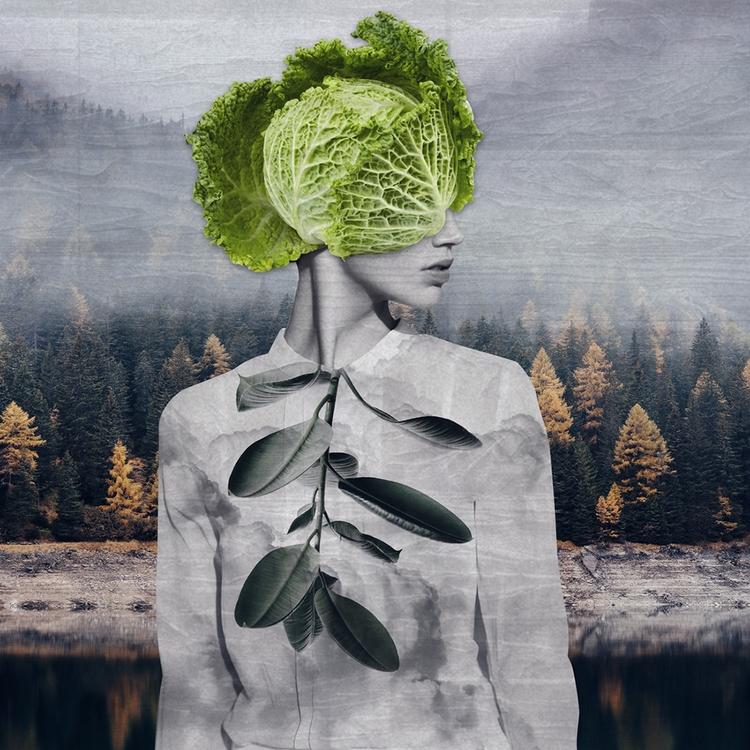 Digital Collage Fate Troppo Bel - fatetroppobelle | ello