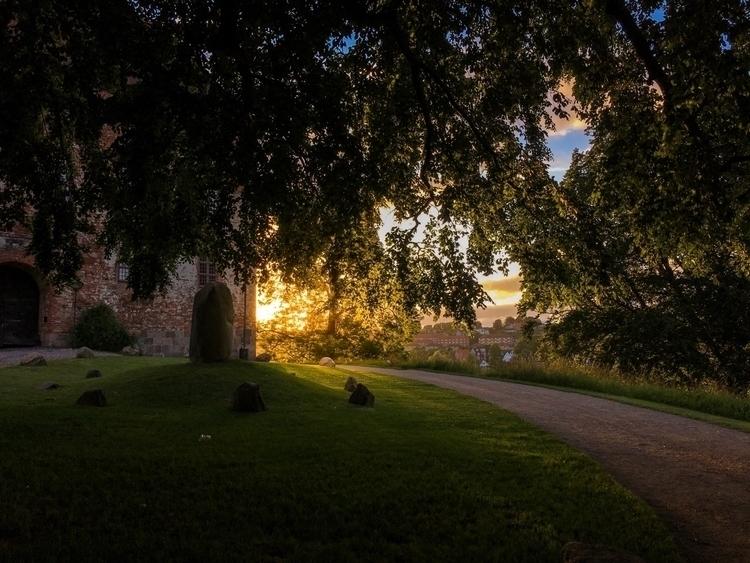 Koldinghus, Kolding, Slotssøen - and_jorgensen | ello
