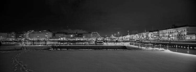 Helsinki - photography, blackandwhite - anttitassberg | ello