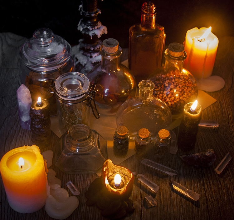 Wishing beautiful week - candles - dustyburrow | ello