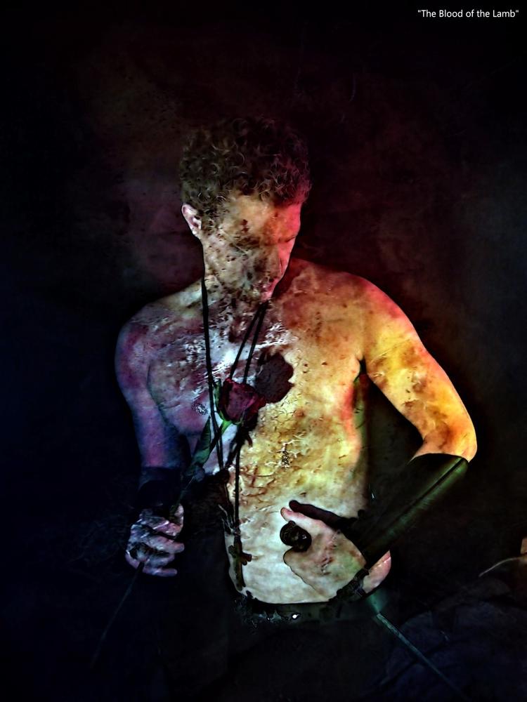Blood Lamb Fantasies Mad Creato - greycrossstudios | ello