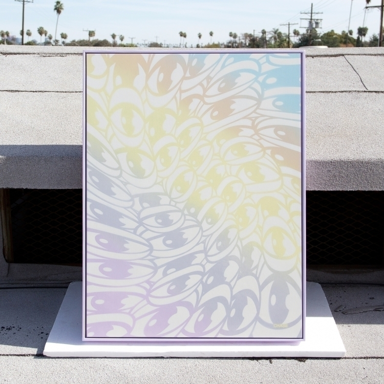 'Oneness (Pastels)' Framed -Ori - theartofchase | ello