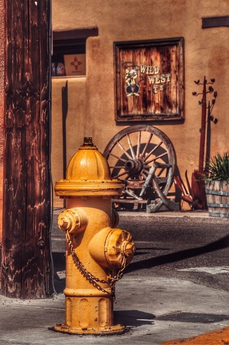 Hydrants: USA, Wild West, Albuq - madap | ello