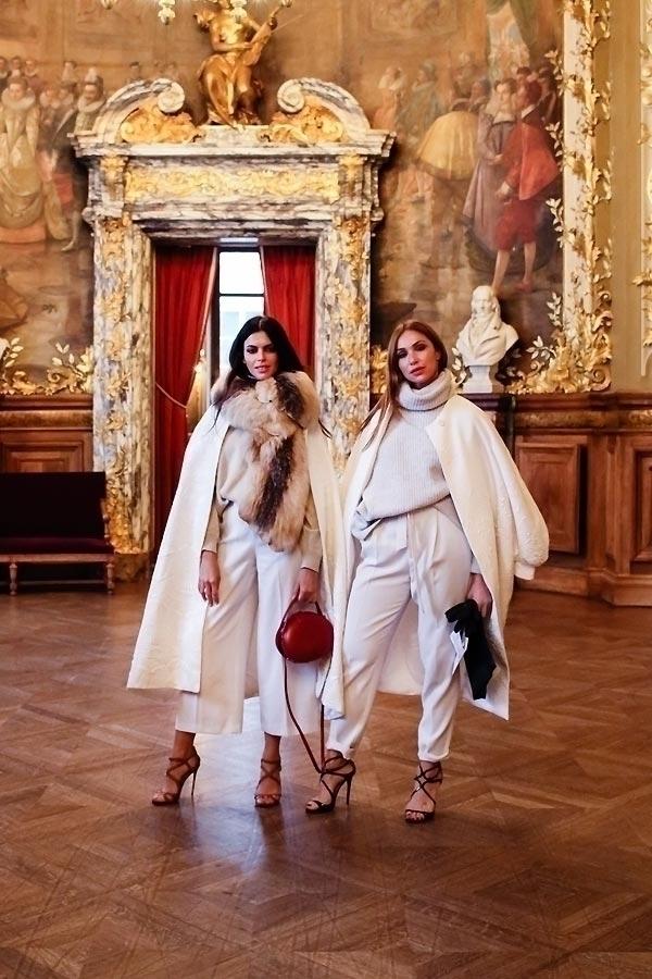 Guests Stéphane Rolland show -H - stylishsouls | ello