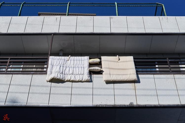 Hanging - Tokyo, Japan, Laundry - gullevek | ello