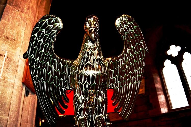 StAsaph, Cathedral, Eagle, Xen - blackxanthus | ello