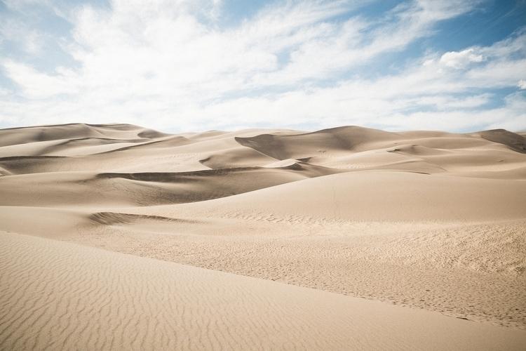 Great Sand Dunes - Colorado / 1 - mrdurian | ello