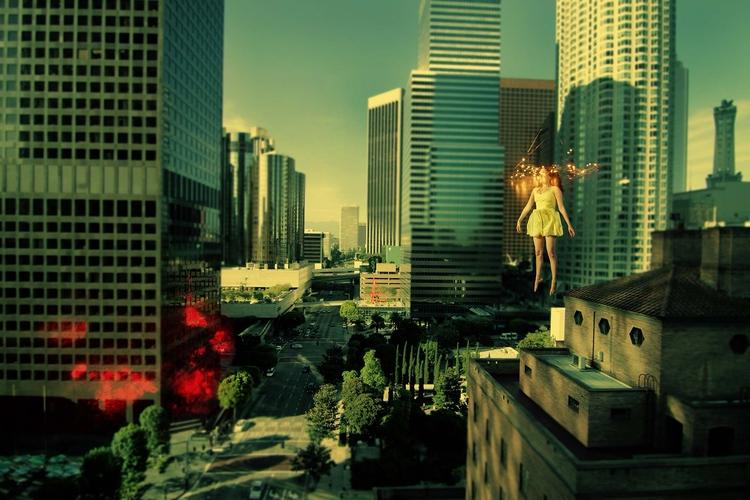 Light Theory - 2, losangeles, cityscapes - shannonblack | ello