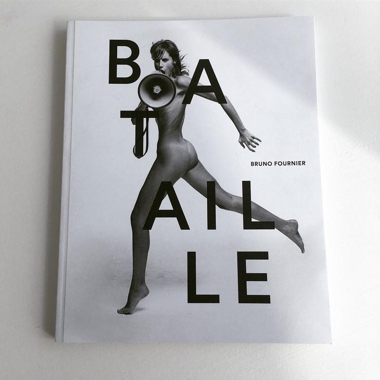 'Bataille' Bruno Fournier, déc  - karinechaneyin | ello