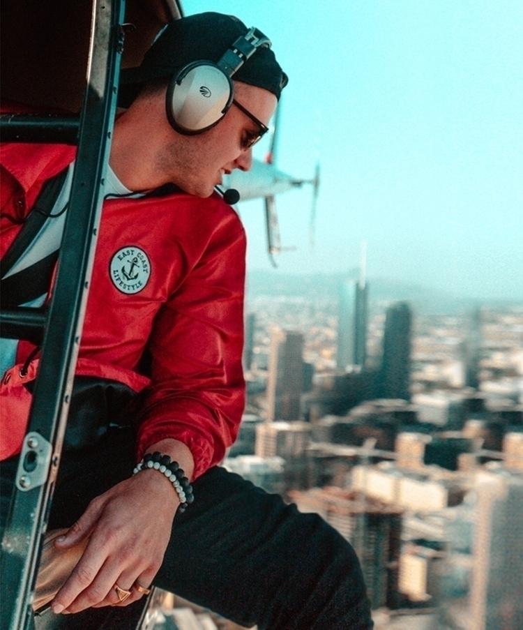 views reppin coach jacket - LA, EastCoastLifestyle - alexmaclean_ | ello