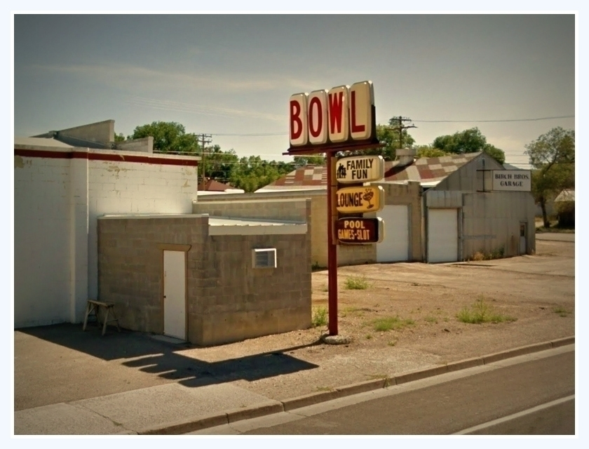 Ely, Nevada - rephotography, bowl - dispel | ello