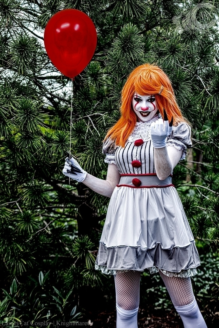 Character: Pennywise Cosplayer - knightmare6 | ello