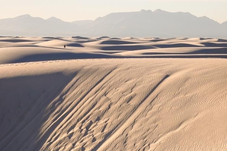 White dunes Mexico - landscape, sky - katherineacart | ello
