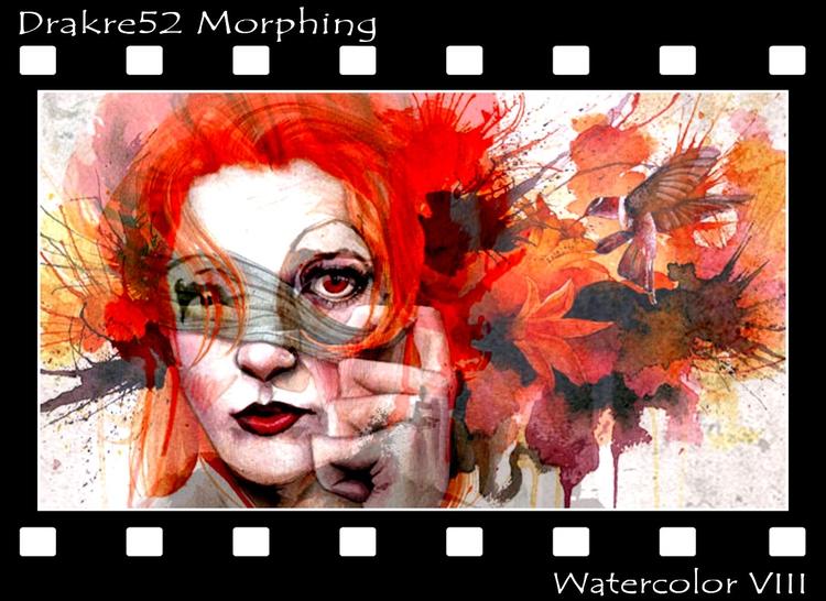 Watercolor Morphing. Watch film - drakre52 | ello