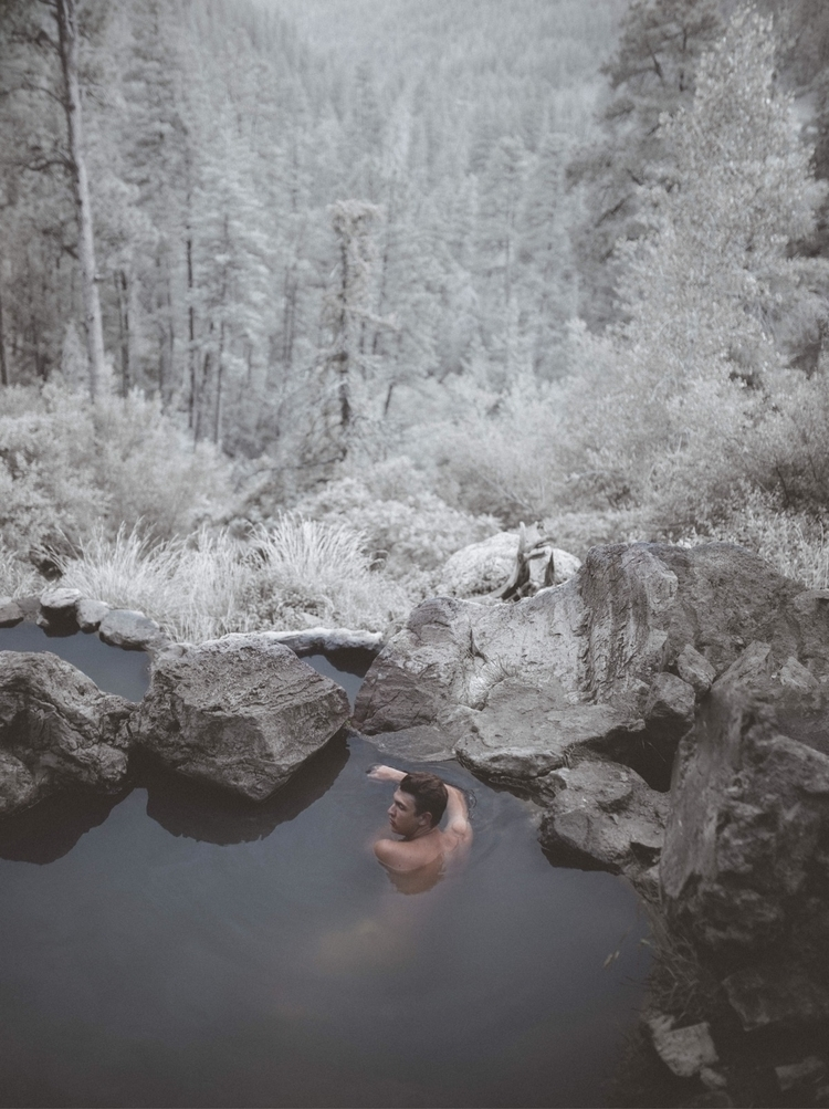 chilly evenings hot springs :sn - newtonography | ello
