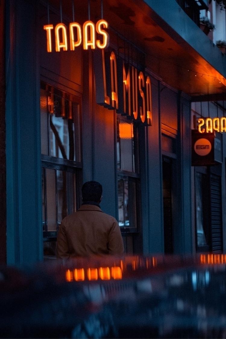 place cinematic - streetphoto, streetphotography - thealexangelov | ello