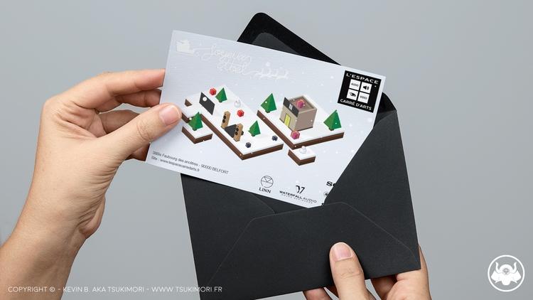 Creation isometric 3D illustrat - tsukimori | ello