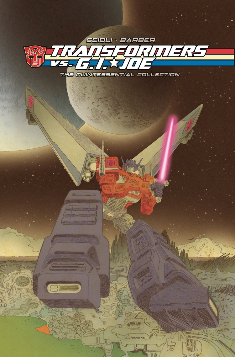 Tom Transformers Joe Series Del - comicbuzz | ello