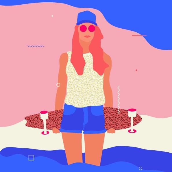 Summertime Submitted Design See - ewelinagaska | ello