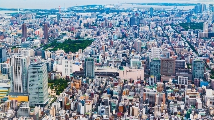 Tokyo Skytree. Testing platform - thenicflynn | ello