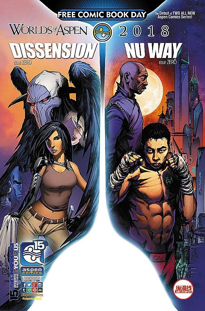 Aspen Comics Announces Free Com - comicbuzz | ello