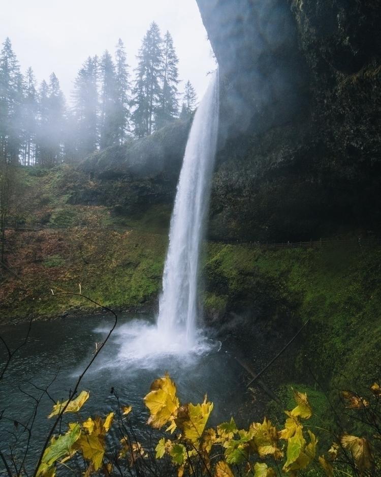 favorite waterfalls. sheer scal - gradymoran | ello