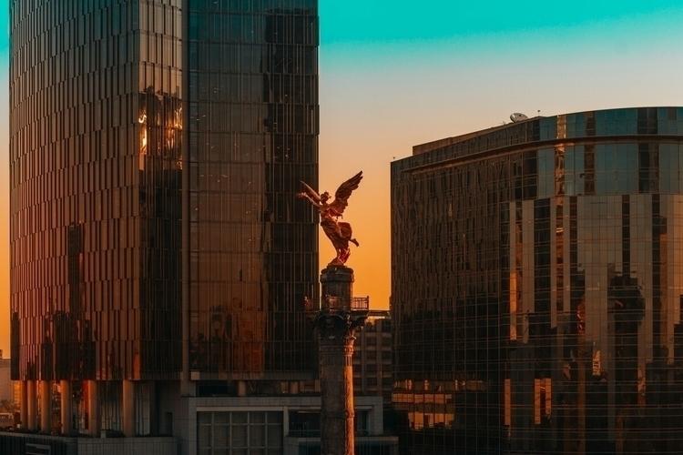 Ángel de la Independencia - Méx - rodrigopiza | ello