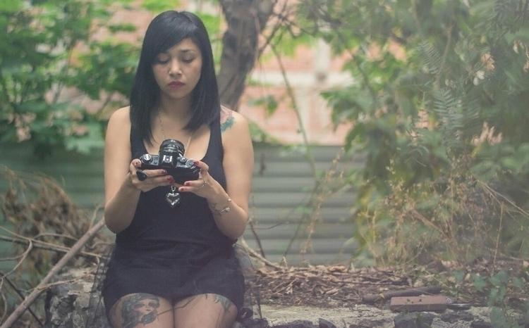 Canon AE-1  - Portrait, PortaitPage - rodrigopiza | ello