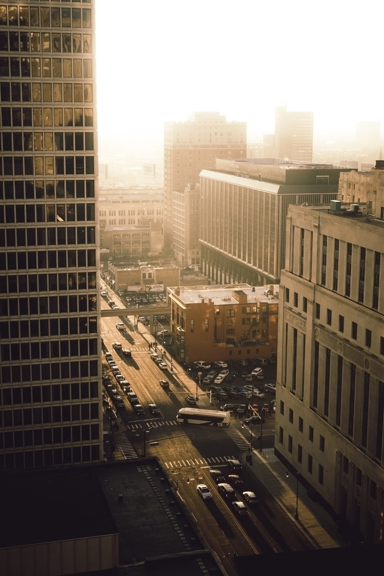 detroit, sony, photography, architecture - futuresuspect | ello
