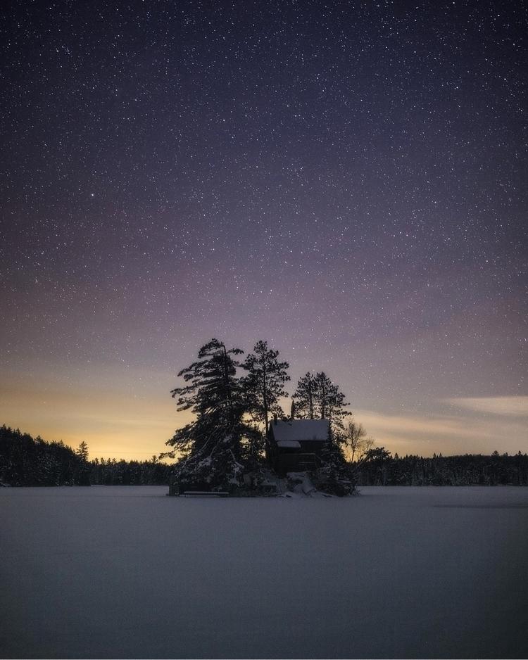 Winter getaway - winterwonderland - matt_quinn | ello