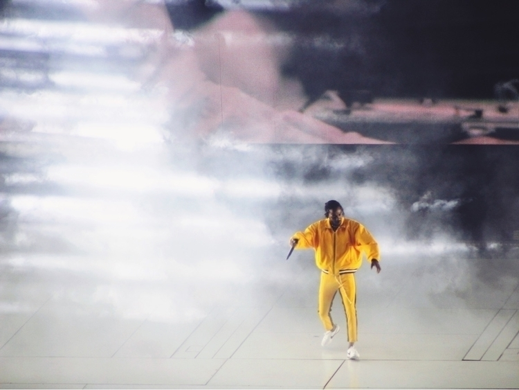 Kendrick Lamar // DAMN. Tour De - kcirwerdna | ello
