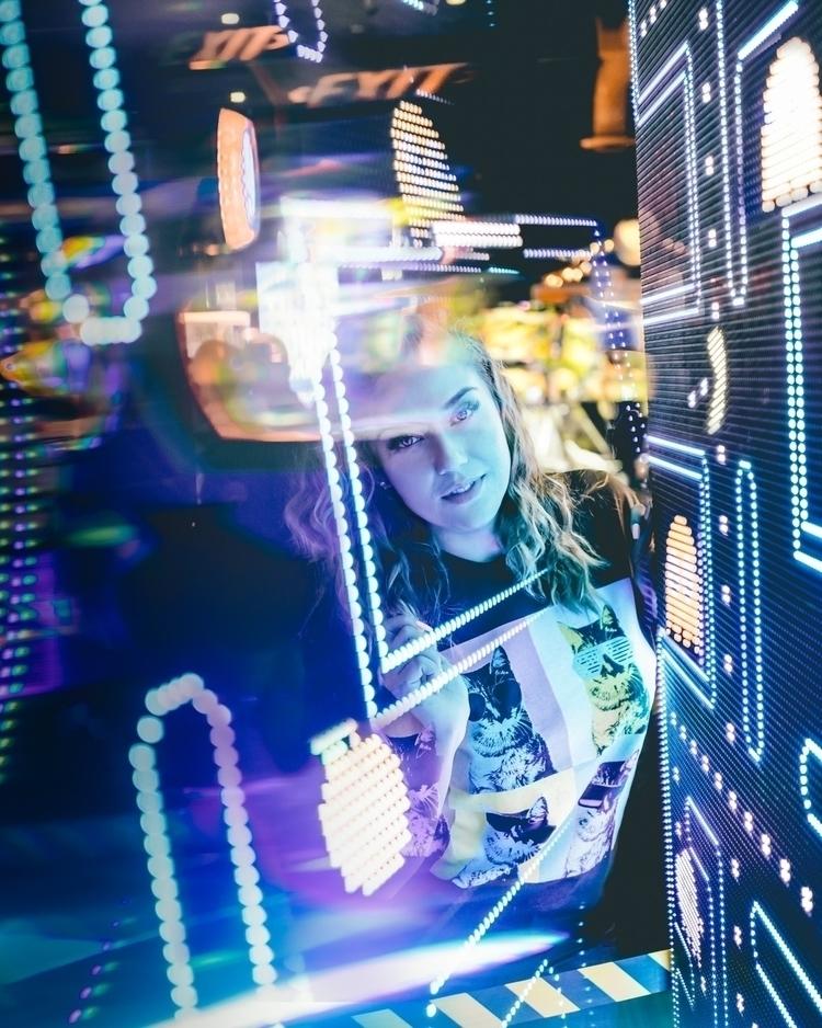 Arcade Vibes - im_jasonanthony | ello