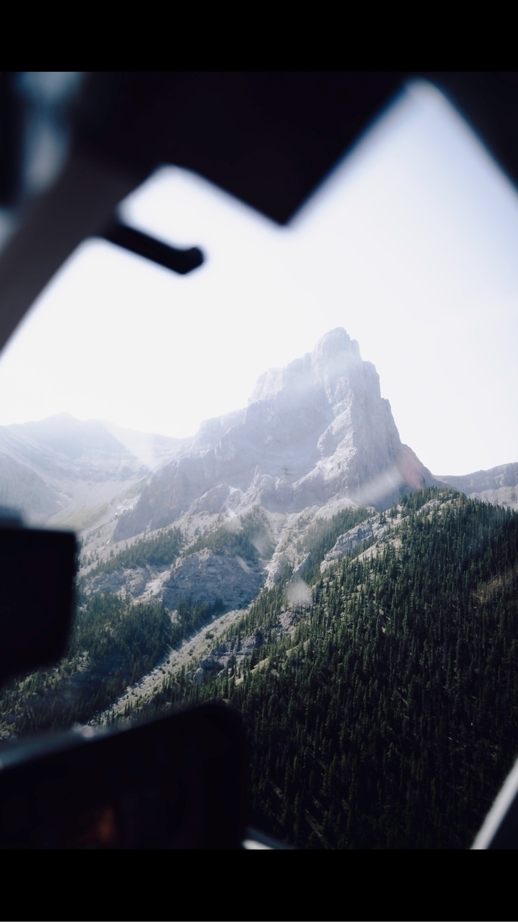 sky Banff - ello, photography - huntergawne | ello