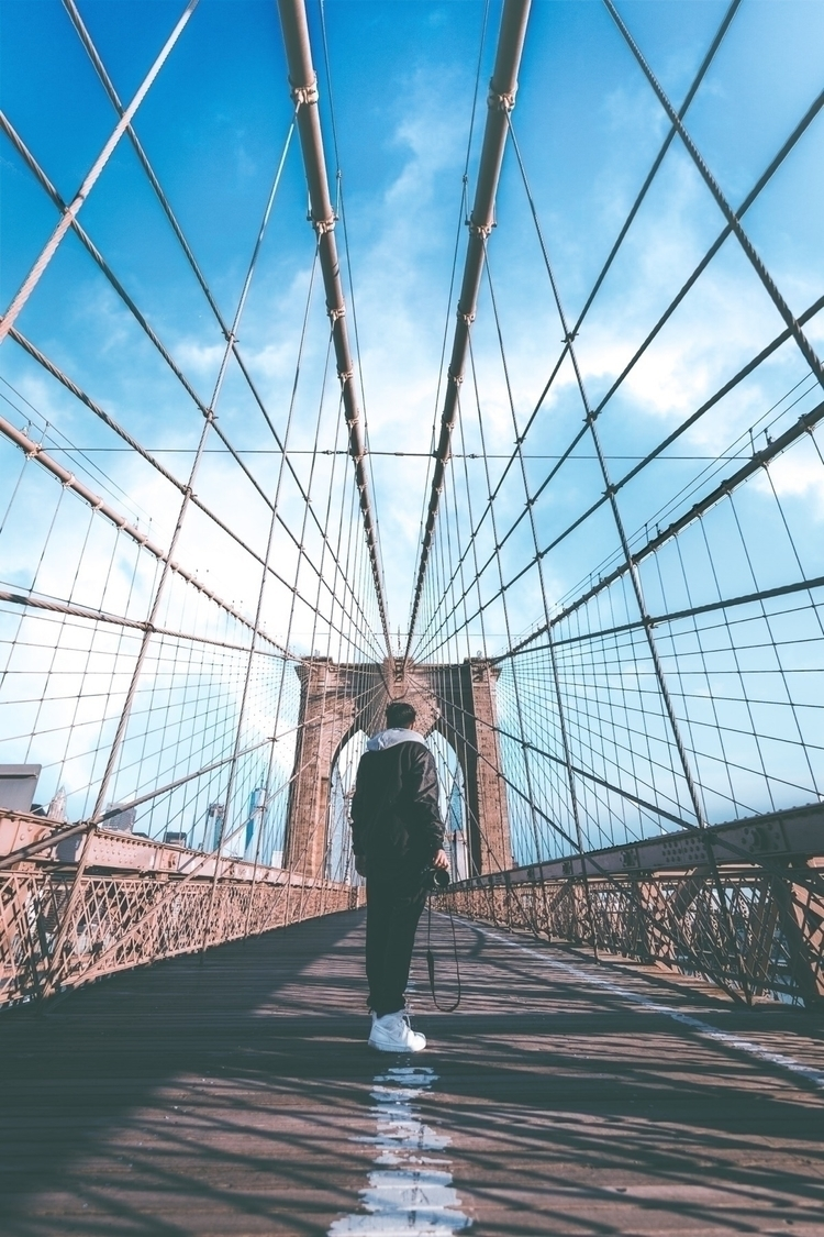 traveled NY  - illusionaryaperture - davvealcaraz | ello
