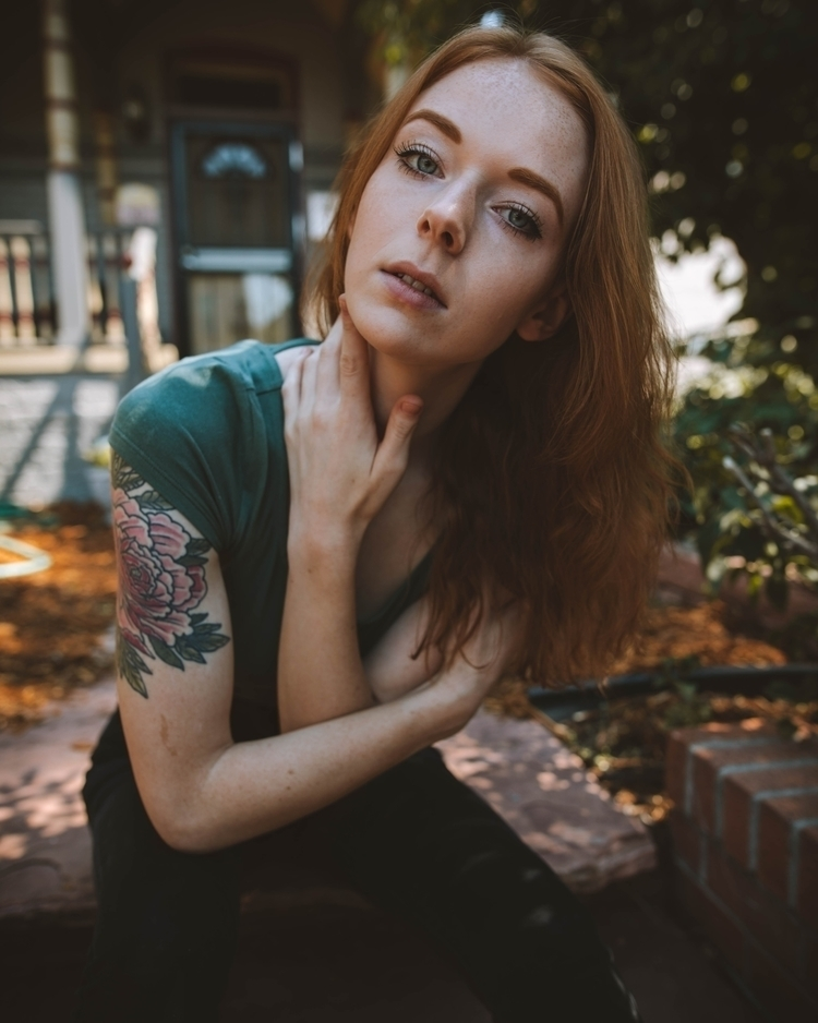 portrait, portraitphotography - hannahrosesesser | ello
