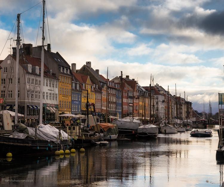 Nyhavn 1 - Denmark, Copenhagen, nyhavn - toni_ertl | ello