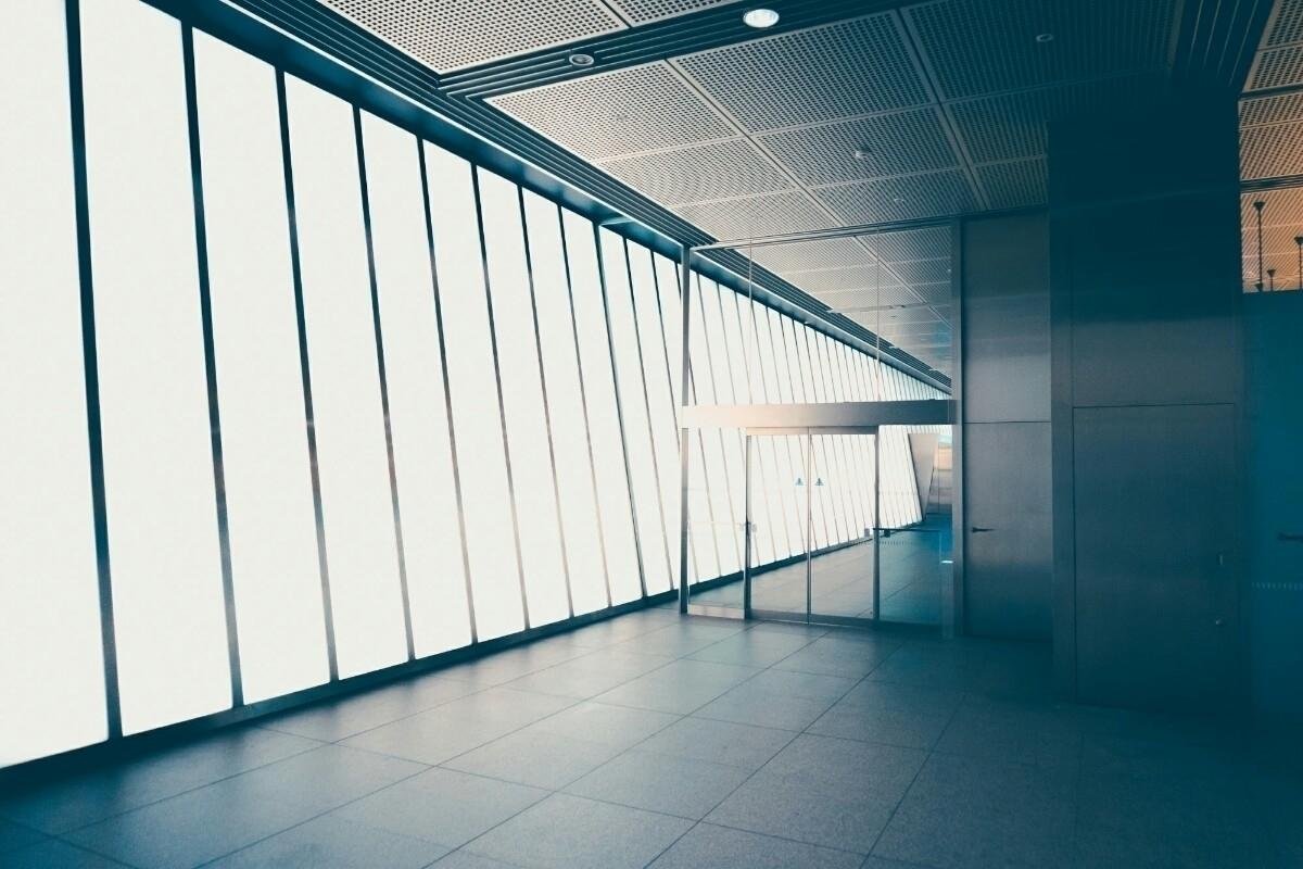 illuminating corridor? tells an - fokality | ello