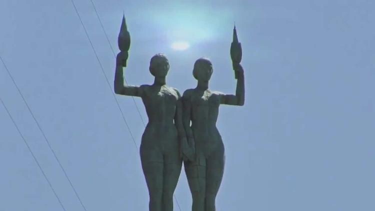 Extraña luz aparece en monument - codigooculto | ello