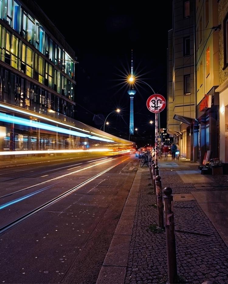 Berlin, February 2018 - cityphotography - dotmariusz | ello