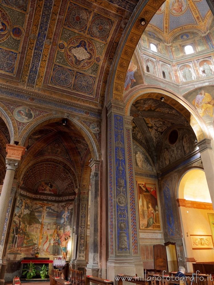 Biella (Italy): Left transept a - milanofotografo   ello
