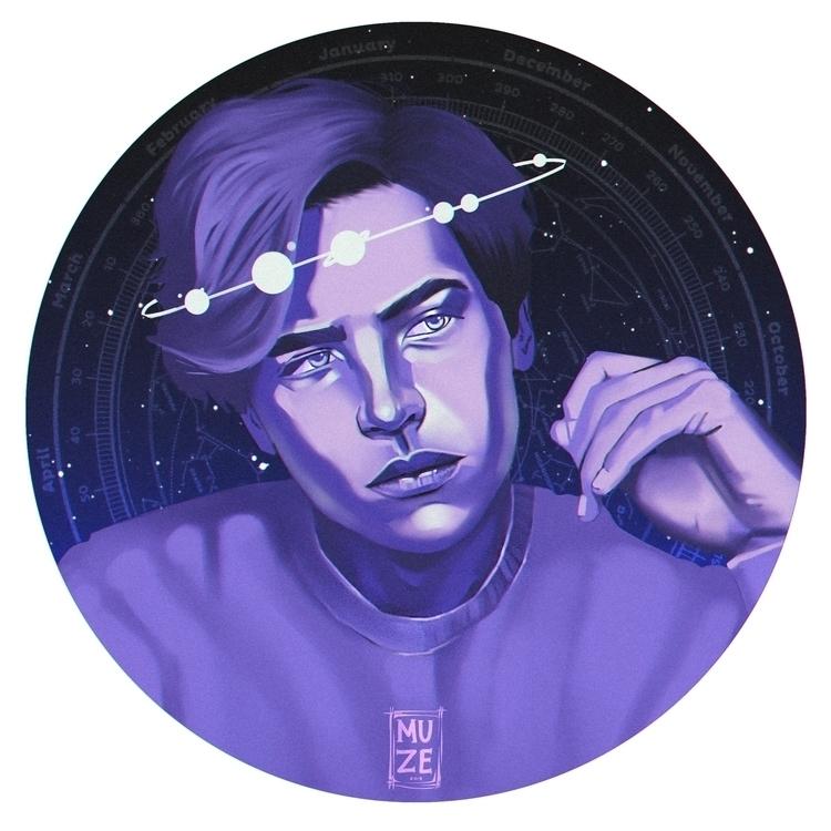 Dylan Cole) Sprouse - Digital P - kingmuze | ello