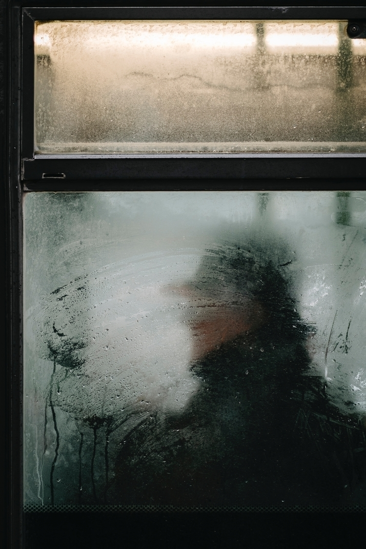 condensation covered bus window - the_overxposed | ello