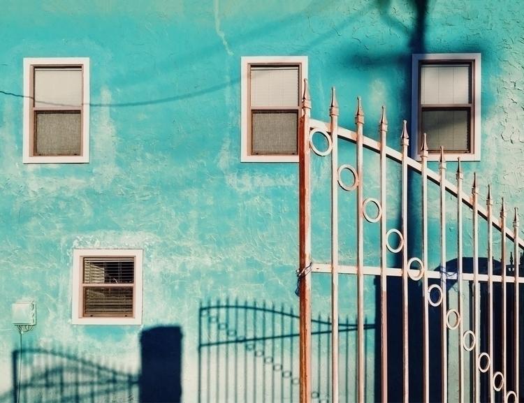 Bail bonds office - shadows, minimal - willmilne   ello