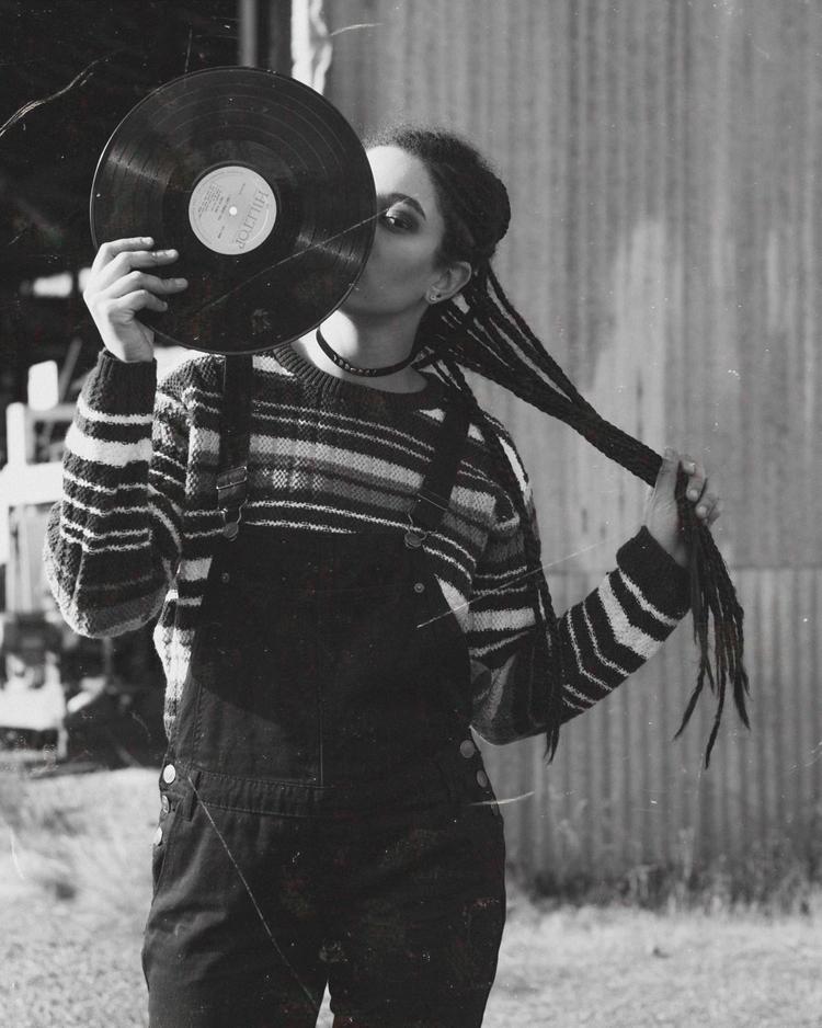 Vintage vibes - vintage, portrait - gavin_grace | ello