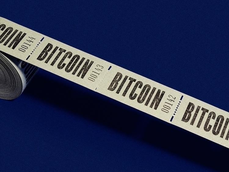 Blockchain works - graphic, paperbitcoins - funskurstjens | ello